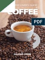 A COFFEE LOVER`S GUIDE to COFFEE - Shlomo Stern
