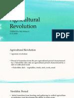 Agricultural Revolution (1)
