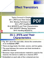 Chapter 30 Field Effect Transistors.ppt