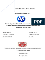 Documents.tips 164298714 117477205 Minor Project Report on Hp