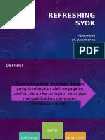 Refreshing Syok Vera.pptx