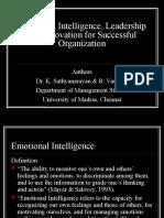 Incon Presentation - Vasudha R