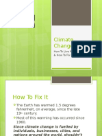 How to Fix Climate Change.pptx