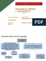 ORGANIZACION Y ADMINISTRACION DE DOCUMENTOS EN LINEA
