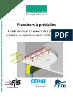 Guide Plancher à Prédalle