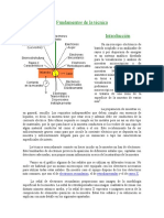 Fund.de La Técnica MEB-EDX