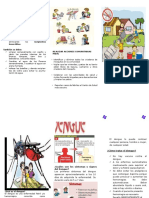 Prevencion Dengue Triptico