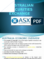 Finall Australian Securities Exchange