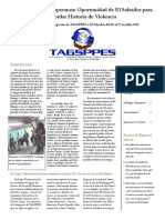 TAGGSPES Special Report Final Report Spanish1