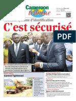 Cameroon Tribune Du 10 Aout 2016