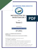 Metodologia d Ela Investigacion 1