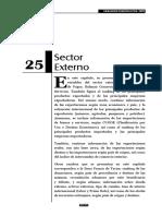 Compendio Estadistico Peru 2015 Sector Externo