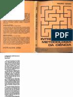 Pedro Demo. Introdução à metodologia da ciência.pdf