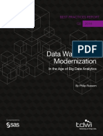 Data Warehouse Modernization TDWI