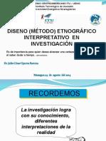 Diseños Etnograficos Intrpretativo Julio Oporta