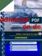 Nueva Presentacion Analisis y Descripcion de Cargo