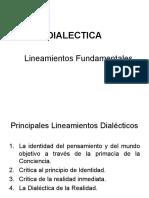 Clase Lineamientos Dialectica