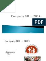Company Bill