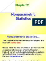 Statistik Non Parametrik 2