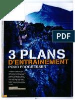 Plan Entrainement