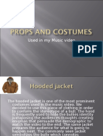 Props and Costumes