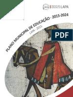 Plano Municipal de Educação Lapa-Pr