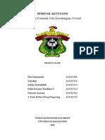 Akuntansi Forensik Dan Kecurangan