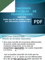 Ecuaciones Diferenciales de Primer Orden de vs (1)