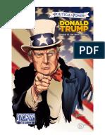 Donald Trump Comic preview