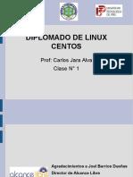 Diplomado Linux Centos 2011 - class 1