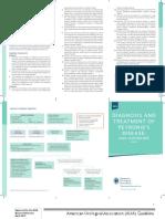 AUA Peyronies Disease Managment (2015)