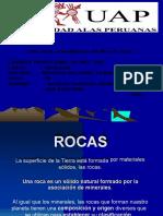Rocas Sedimentarias Diapositiva