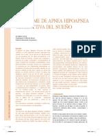 7-Sindrome de Apnea Hipoapnea