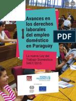 AVANCES EN LOS DERECHOS LABORALES - LILIAN SOTO - CDE - ANO 2016 - PORTALGUARANI