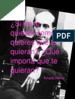 Amado Nervo1