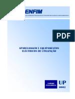 Up0002 Aparelhagem e Equipamentos Electricos de Utilizacao