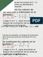 G_analitica 11 Pendiente