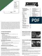 SWAT 4 manual