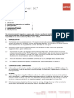 Technical Factsheet 167