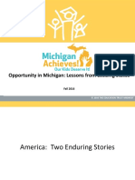 Opportunity in Michigan