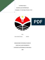 Laporan Baca Bab II Landpend ( Manusia & Pendidikan )