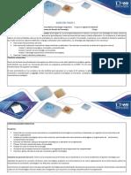 Guía de Actividades y Rubrica de Evaluación - Unidad 1 - Paso 1 - Reconocimiento de Las Temáticas