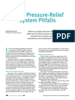 Avoid Pressure-Relief System Pitfalls