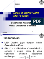 METNUM 2014 - 2. LSD b