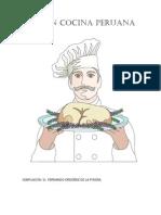 La Gran Cocina Peruana II