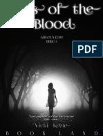 1. Primer libro en español de la saga Gifts of the Blood