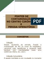 Aula Fontes de Contaminação 2014