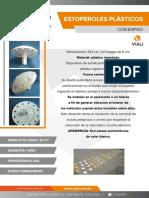 Brochure Estoperoles Plásticos