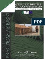 Manual de Prácticas Ambientales Para Los Alojamientos de Turismo Rural