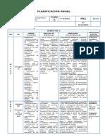Historia Planificacion - 4 Basico